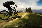 Some Bikeaction in Leogang